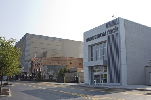 Nordstrom Rack Colonie Center exterior