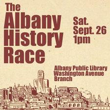 albany history race 2015 logo