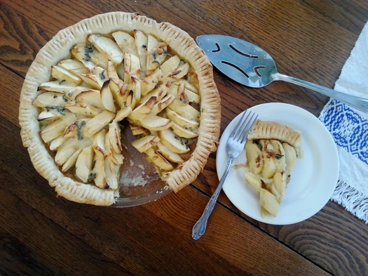 deanna fox apple recipes savory tart