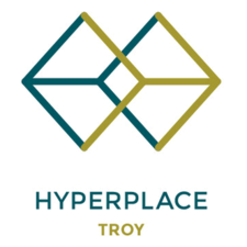 hyperplace Troy logo