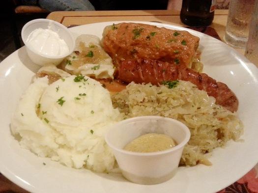muza polish feast plate