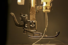sewing machine closeup large