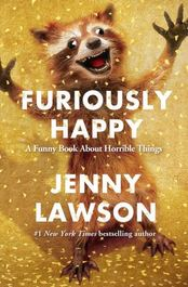 furiously happy jenny lawson cover