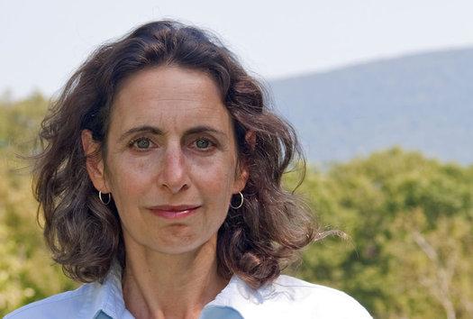journalist Elizabeth Kolbert