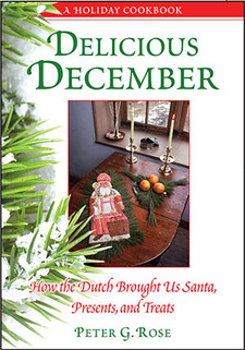 delicious december cover peter g rose
