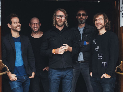 The National band 2015