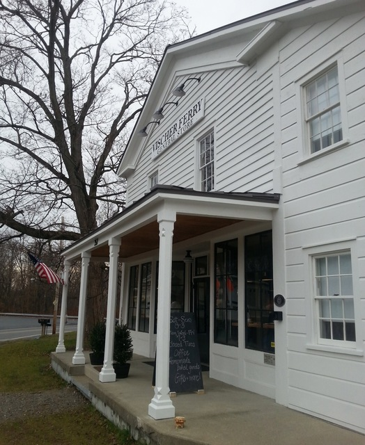 Vischer Ferry General Store exterior