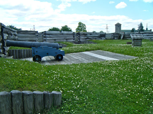 fort stanwix rome ny