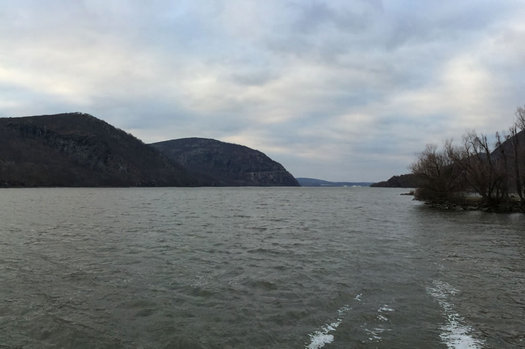 Cold Spring Hudson River view