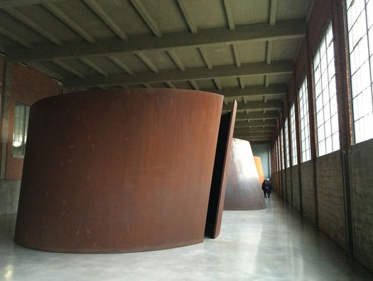 Dia Beacon Serra ellipses