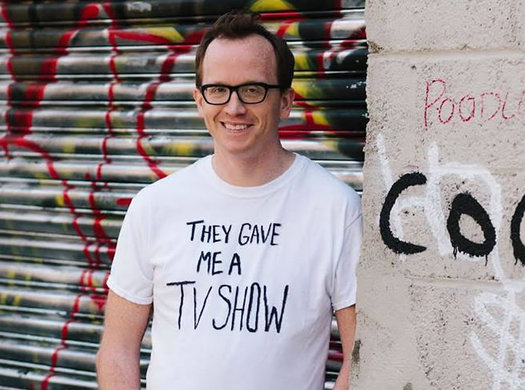 comedian chris gethard