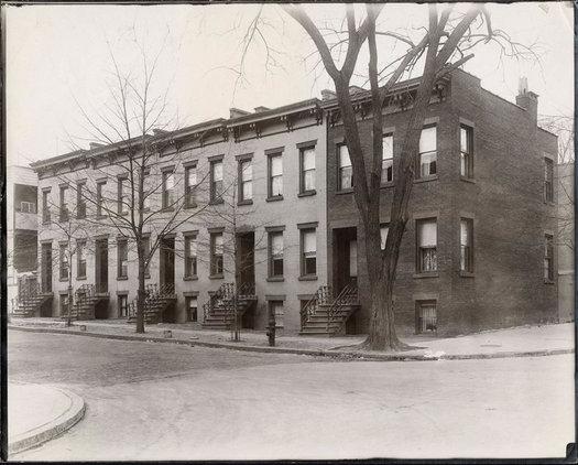 67 Dove Street Albany 1930s