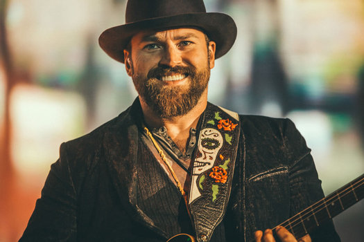 Zac Brown of Zach Brown Band