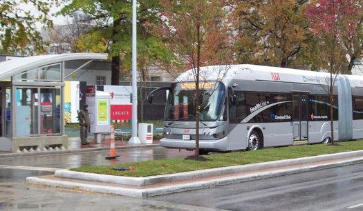 cleveland healthline BRT