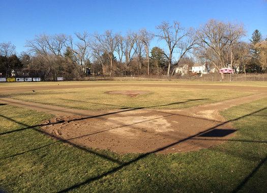 empty little league baseball field 2016-02-02