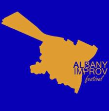 Albany Improv Festival logo