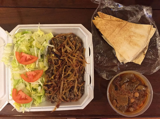 Beirut restaurant Troy takeout order