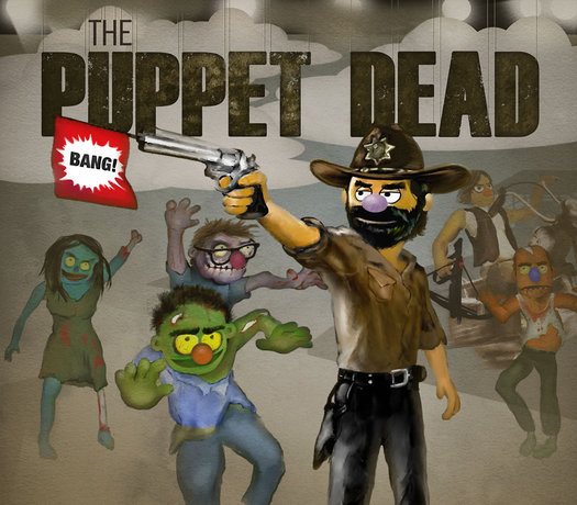 The Puppet Dead poster