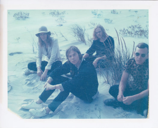 the band Cage The Elephant