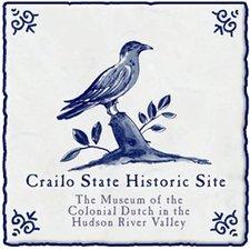 crailo state historic site tile logo