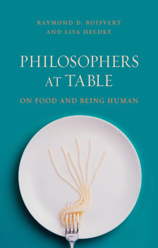 philosophers at table book cover