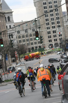 albany earth day bike ride 2015