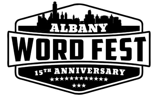 albany wordfest 2016 logo
