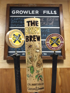 brew brew tap handle