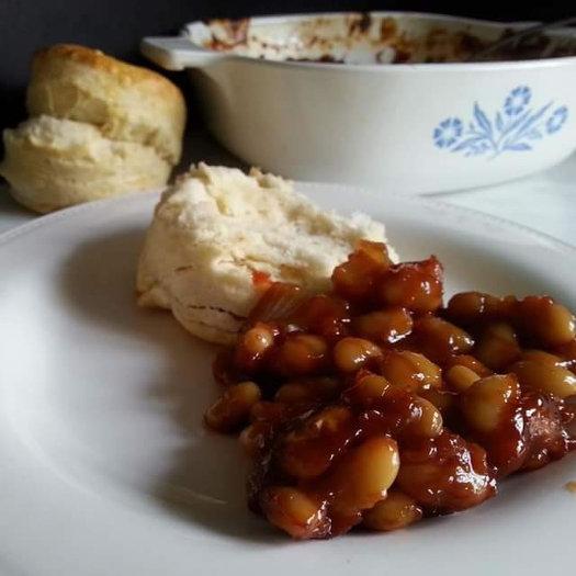 deanna fox recipe maple baked beans
