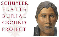 schuyler flatts burial project logo