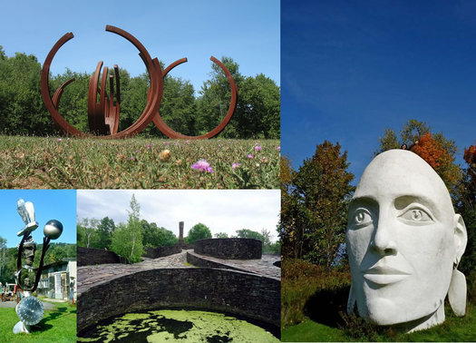 sculpture parks composite