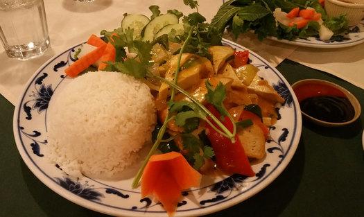 van's vietnamese tofu