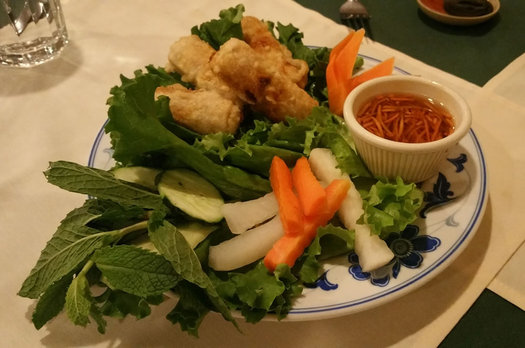 van's vietnamese vegetable spring rolls