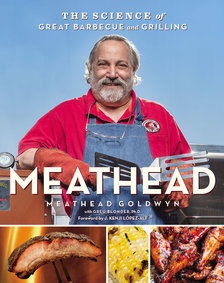 Meathead cookbook cover