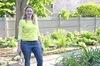 Troy landlord urban gardener Emily Menn