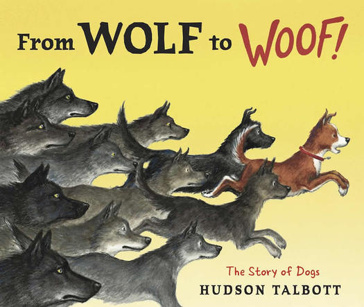 from wolf to woof cover