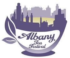 Albany Tea Festival 2016 logo