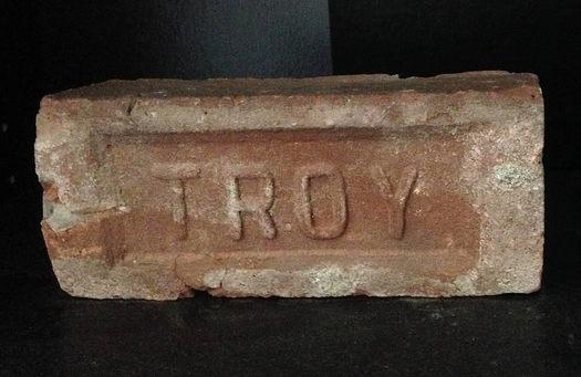 Innae Park Troy brick