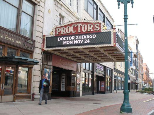 Proctors marquee 2014-November