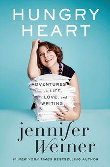 jennifer weiner hungry at heart cover