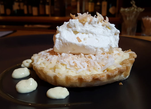 restaurant navona coconut cream pie