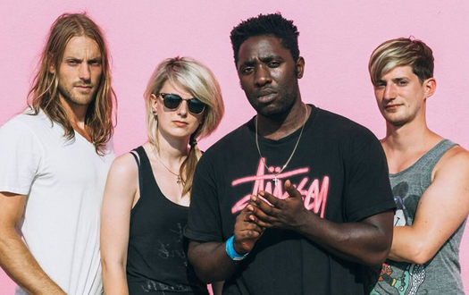 Bloc Party band 2016