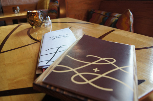 lark lily menus