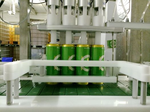 nine pin canning machine