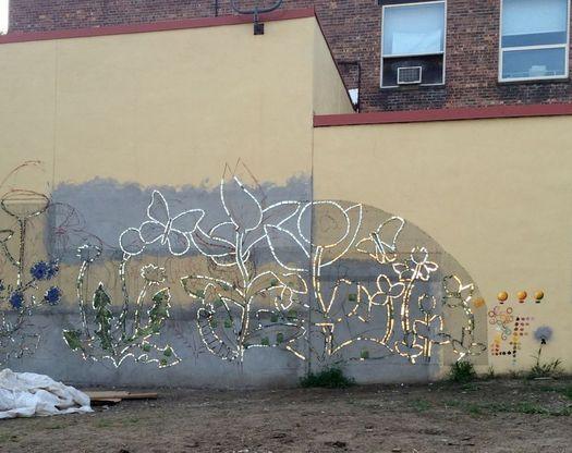 Orange Street mural