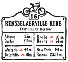 rensselaerville ride 2016 logo