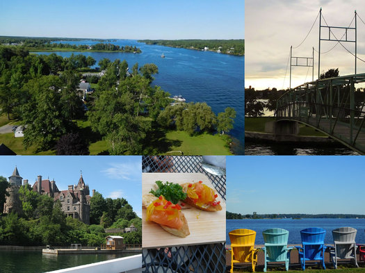 thousand islands weekend destination composite