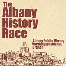 APL albany history race logo