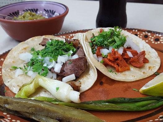 Oaxaquena Triqui tacos