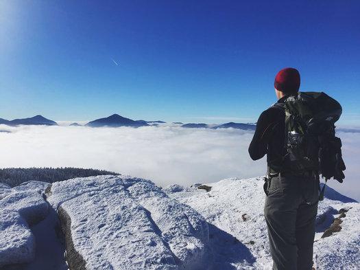 high peak clouds by cristin steding